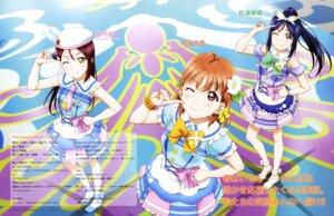 Rating: Safe Score: 17 Tags: heels love_live!_sunshine!! matsuura_kanan ojiri_shinya sakurauchi_riko takami_chika User: drop