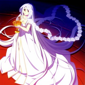 Rating: Safe Score: 47 Tags: cleavage dress fate/stay_night fate/zero irisviel_von_einzbern takeuchi_takashi User: Radioactive