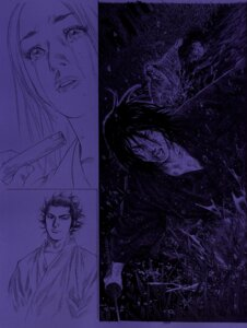 Rating: Safe Score: 1 Tags: inoue_takehiko monochrome vagabond User: Umbigo