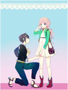 Rating: Safe Score: 8 Tags: dress keishi User: charunetra