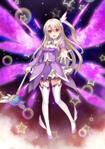Rating: Safe Score: 75 Tags: dance_of_eternity dress fate/kaleid_liner_prisma_illya fate/stay_night heels illyasviel_von_einzbern thighhighs wings User: Mr_GT