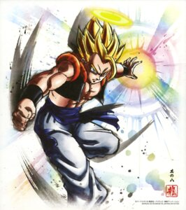 Rating: Safe Score: 3 Tags: dragon_ball gogeta User: drop