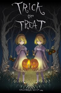Rating: Safe Score: 25 Tags: dress halloween takarl_ume User: Mr_GT