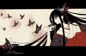 Rating: Safe Score: 12 Tags: inuyasha kikyo miko nmttak User: charunetra