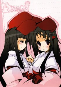 Rating: Safe Score: 8 Tags: fixme miko shinkichi. stitchme usadama User: MirrorMagpie
