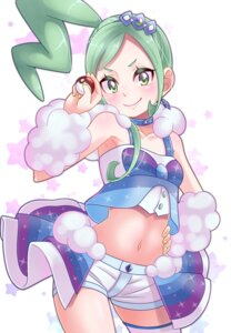 Rating: Safe Score: 28 Tags: lucia_(pokemon) pokemon thighhighs yupiteru User: cosmic+T5