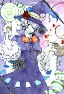Rating: Safe Score: 3 Tags: male pandora_hearts vepolyyy witch xerxes_break User: Radioactive