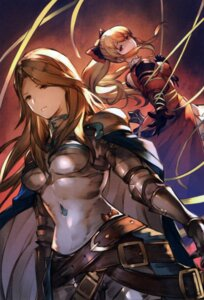 Rating: Safe Score: 35 Tags: armor granblue_fantasy katarina_(granblue_fantasy) minaba_hideo vila_(granblue_fantasy) User: shineri
