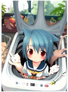 Rating: Safe Score: 66 Tags: aikei_ake animal_ears neko nekomimi seifuku User: Radioactive