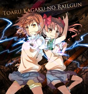 Rating: Safe Score: 13 Tags: d_midiror misaka_mikoto seifuku shirai_kuroko to_aru_kagaku_no_railgun to_aru_majutsu_no_index User: Radioactive