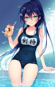 Rating: Safe Score: 65 Tags: 2980 cleavage genderswap kenmochi_touya nijisanji school_swimsuit swimsuits wet User: Mr_GT