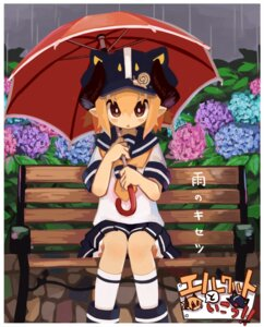 Rating: Safe Score: 21 Tags: horns pointy_ears seifuku umbrella zizi_niisan User: KazukiNanako