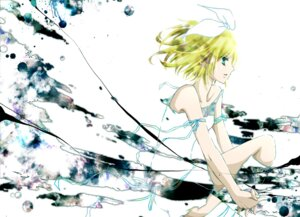 Rating: Safe Score: 12 Tags: aonoe dress kagamine_rin vocaloid User: charunetra