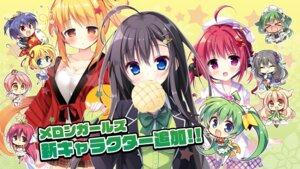 Rating: Safe Score: 21 Tags: avocado-chan black_lemon-chan black_melon-chan blackberry-chan bloomers chibi cleavage kisuika-chan komowata_haruka koringo-chan lemon-chan maid marron-chan melon-chan melonbooks mikan-chan nagayama_yuunon seifuku shiromochi_sakura shouko-san_(melonbooks) skirt_lift sweater thighhighs wallpaper User: zyll