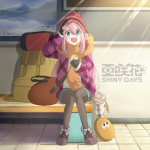 Rating: Safe Score: 23 Tags: disc_cover kagamihara_nadeshiko pantyhose tagme yurucamp User: saemonnokami