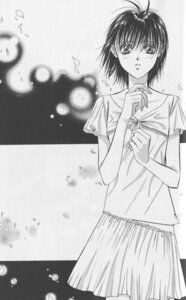 Rating: Safe Score: 2 Tags: mogami_kyouko monochrome nakamura_yoshiki skip_beat User: charunetra