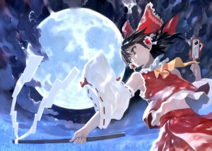 Rating: Safe Score: 37 Tags: bob hakurei_reimu miko touhou User: demonbane1349