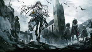Rating: Questionable Score: 36 Tags: girls_frontline mecha_musume see_through swav tagme User: Dreista