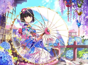 Rating: Safe Score: 66 Tags: kimono mansu umbrella User: blooregardo