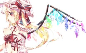 Rating: Safe Score: 22 Tags: flandre_scarlet gingetsu_ringo touhou wings User: charunetra