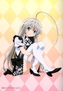 Rating: Safe Score: 37 Tags: haiyore!_nyaruko-san nyaruko User: 雪車町
