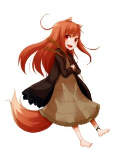 Rating: Safe Score: 13 Tags: animal_ears ayakura_juu holo spice_and_wolf tail User: Radioactive