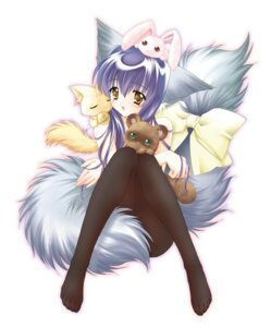Rating: Questionable Score: 15 Tags: animal_ears koma louis&visee pantyhose tail_tale topless User: admin2
