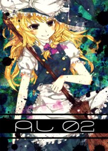 Rating: Safe Score: 5 Tags: kirisame_marisa meola touhou User: Metalic