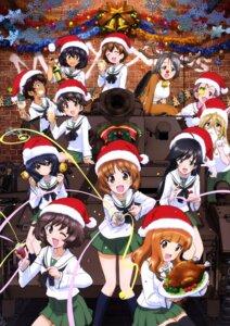 Rating: Safe Score: 23 Tags: akiyama_yukari animal_ears bodysuit christmas eyepatch girls_und_panzer horns hoshino_(girls_und_panzer) isuzu_hana momogaa nakajima_(girls_und_panzer) nekonyaa nishizumi_miho piyotan reizei_mako seifuku sugimoto_isao suzuki_(girls_und_panzer) takebe_saori thighhighs tsuchiya_(girls_und_panzer) User: drop