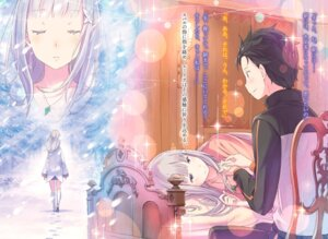 Rating: Safe Score: 33 Tags: gashin pointy_ears re_zero_kara_hajimeru_isekai_seikatsu sheets User: kiyoe