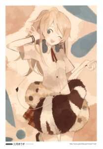 Rating: Safe Score: 8 Tags: headphones mitsuki_mouse User: Aurelia
