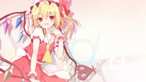 Rating: Safe Score: 35 Tags: 6u flandre_scarlet touhou wallpaper User: tbchyu001