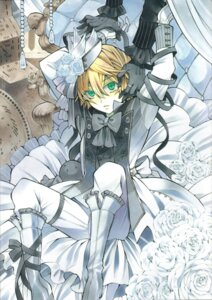 Rating: Safe Score: 12 Tags: male mochizuki_jun oz_vessalius pandora_hearts User: xu04bj35265