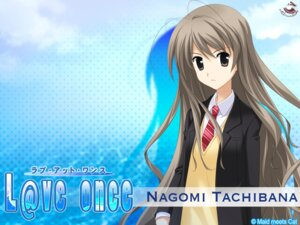 Rating: Safe Score: 5 Tags: l@ve_once maid_meets_cat sasaki_mutsumi seifuku tachibana_nagomi wallpaper User: Devard