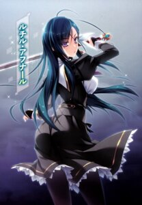 Rating: Safe Score: 50 Tags: kenkoku_no_jungfrau pantyhose seifuku sword yasaka_minato User: donicila