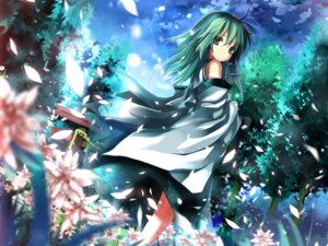Rating: Safe Score: 41 Tags: earl_grey kochiya_sanae shino_(eefy) touhou User: Radioactive