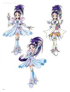 Rating: Questionable Score: 2 Tags: dress futari_wa_pretty_cure_splash_star pretty_cure User: drop