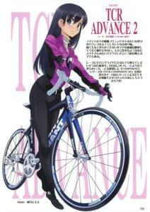 Rating: Safe Score: 11 Tags: akitsuki_tomoe matsumoto_noriyuki megane minami_kamakura_koukou_joshi_jitenshabu User: crim
