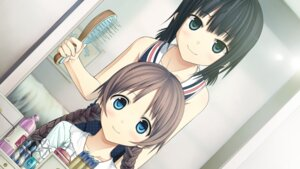 Rating: Safe Score: 41 Tags: arishima_alice cura game_cg lose monobeno sawai_natsuha User: Radioactive