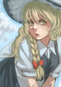 Rating: Safe Score: 8 Tags: kirisame_marisa mibuki397 touhou witch User: Radioactive