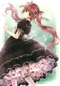 Rating: Safe Score: 63 Tags: dress hagiwara_rin lolita_fashion User: Radioactive