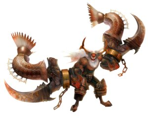 Rating: Safe Score: 4 Tags: cg final_fantasy final_fantasy_xii hashmal monster User: 落油Я