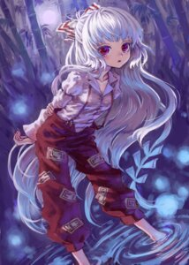 Rating: Safe Score: 16 Tags: ama-tou fujiwara_no_mokou touhou User: Mr_GT