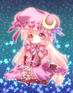Rating: Safe Score: 8 Tags: dress keimari patchouli_knowledge touhou User: charunetra