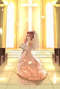 Rating: Safe Score: 15 Tags: dress kantai_collection rayama wedding_dress zuihou_(kancolle) User: Mr_GT