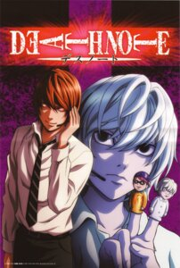 Rating: Safe Score: 6 Tags: death_note male near yagami_light User: Radioactive