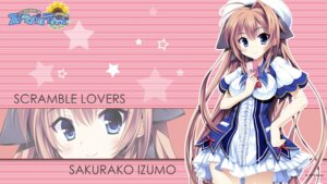 Rating: Safe Score: 28 Tags: aries izumo_sakurako scramble_lovers tagme User: SubaruSumeragi