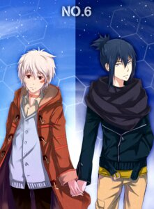 Rating: Safe Score: 1 Tags: male nezumi no.6 shion_(no.6) zxs1103 User: charunetra