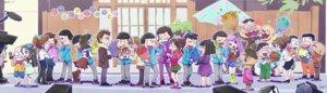 Rating: Safe Score: 8 Tags: animal_ears business_suit dress fukai hashimoto_nyaa heels matsuno_choromatsu matsuno_ichimatsu matsuno_juushimatsu matsuno_jyushimatsu matsuno_karamatsu matsuno_osomatsu matsuno_todomatsu megane nekomimi osomatsu-san pantyhose seifuku tail yowai_totoko User: blooregardo