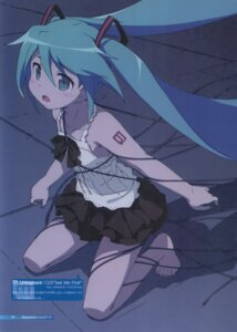 Rating: Safe Score: 50 Tags: hatsune_miku kanzaki_hiro tabgraphics vocaloid User: fireattack